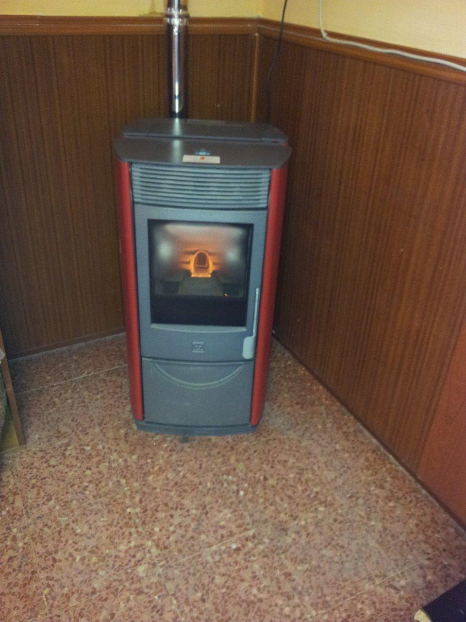 Estufas y calderas de pellets - Pellets precio kilo ...