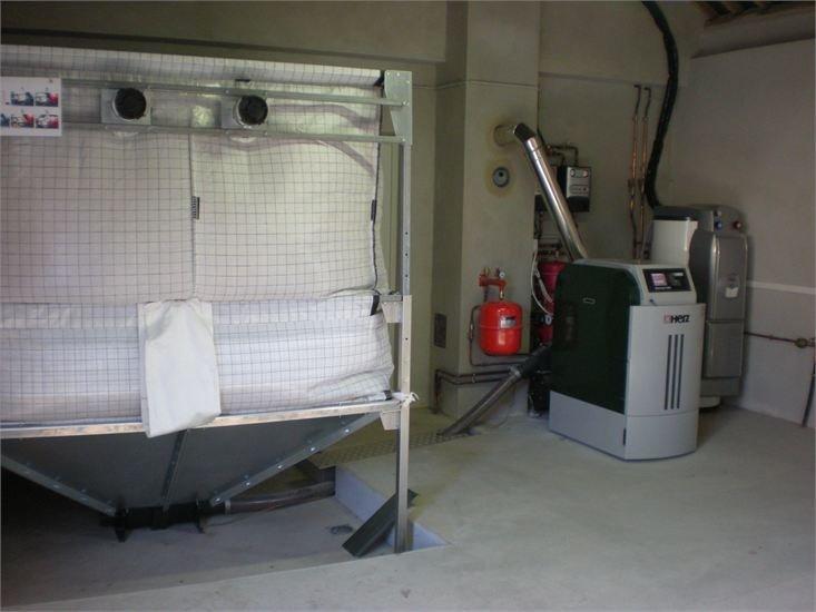 Estufas y calderas de pellets - Instalacion de estufas de pellets ...